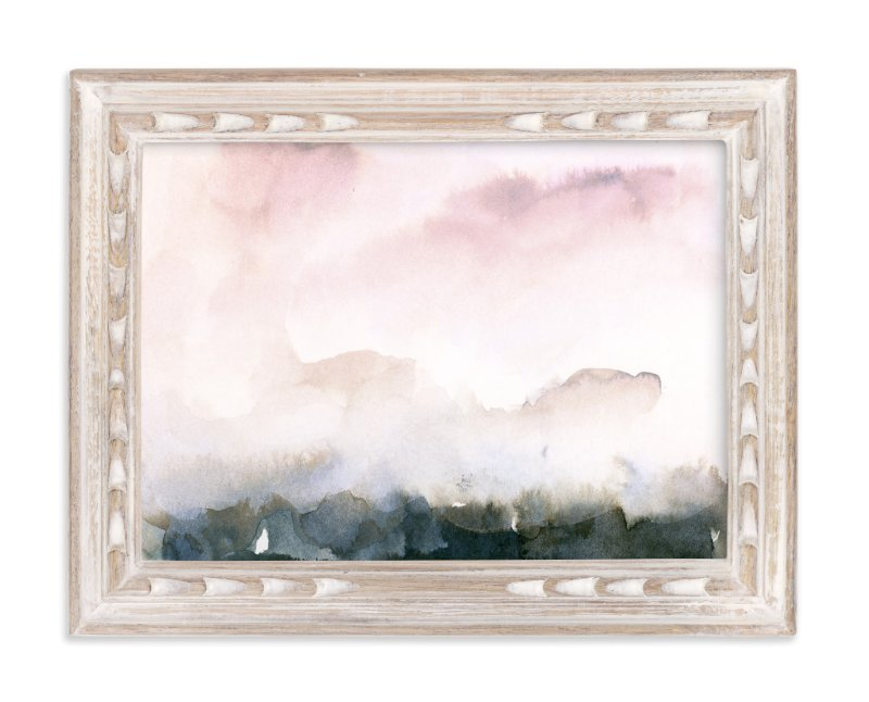 """WakeLand"" - Art Print by Lindsay Megahed in beautiful frame options and a variety of sizes."