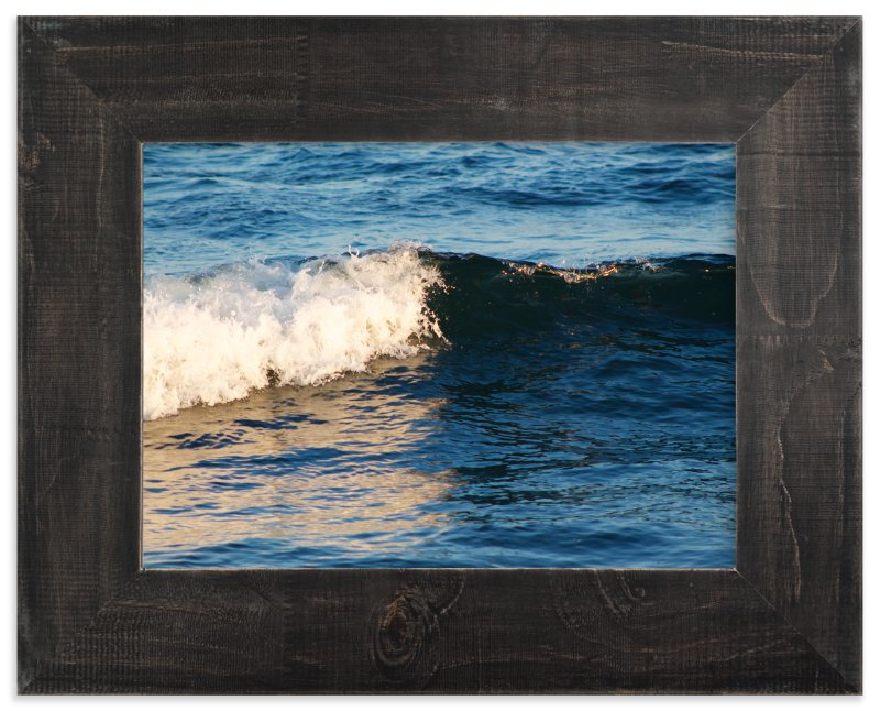 """""""Portrait of a Wave"""" - Art Print by Erin Sadowski in beautiful frame options and a variety of sizes."""