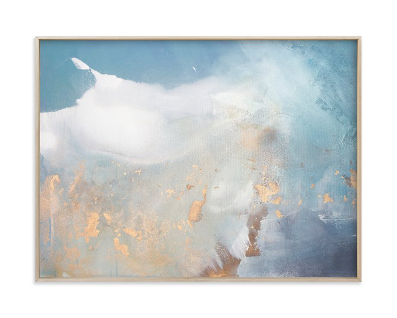 undertow - horizontal Wall Art Prints by Julia Contacessi   Minted
