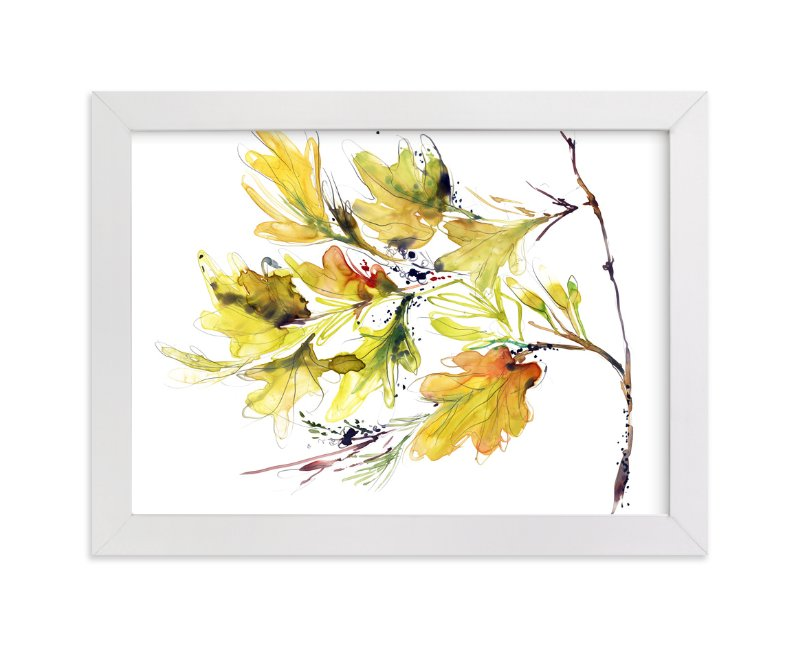 """Bounty"" - Art Print by Kelly Ventura in beautiful frame options and a variety of sizes."