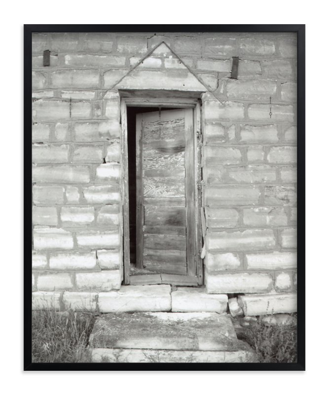 """""""Stone Entrance"""" - Art Print by Eric Eikenbary in beautiful frame options and a variety of sizes."""