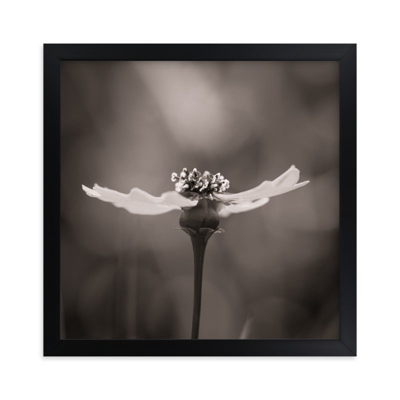 """Profile"" - Art Print by Julie Blackwood in beautiful frame options and a variety of sizes."