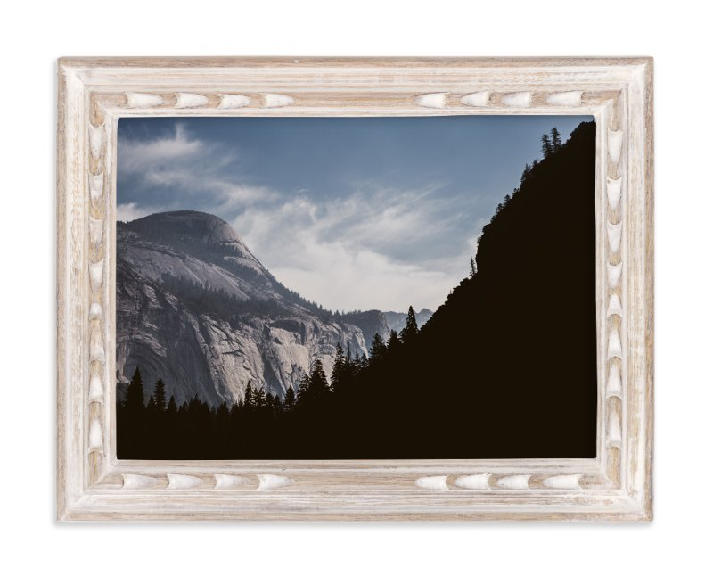 """""""Just Around The Corner"""" - Art Print by Christian Florin in beautiful frame options and a variety of sizes."""