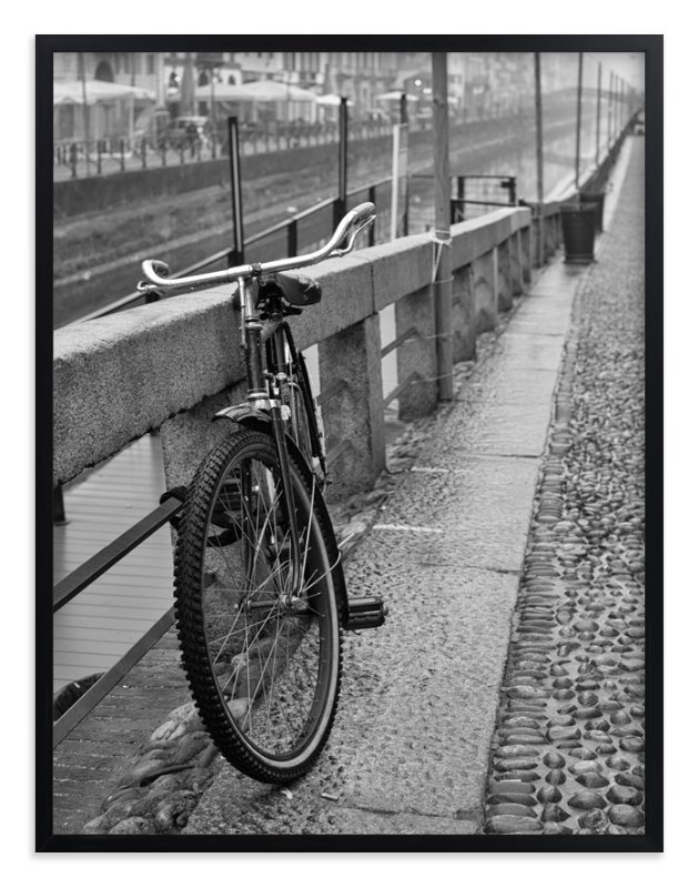 """""""Stopover"""" - Art Print by Mark Kirby in beautiful frame options and a variety of sizes."""