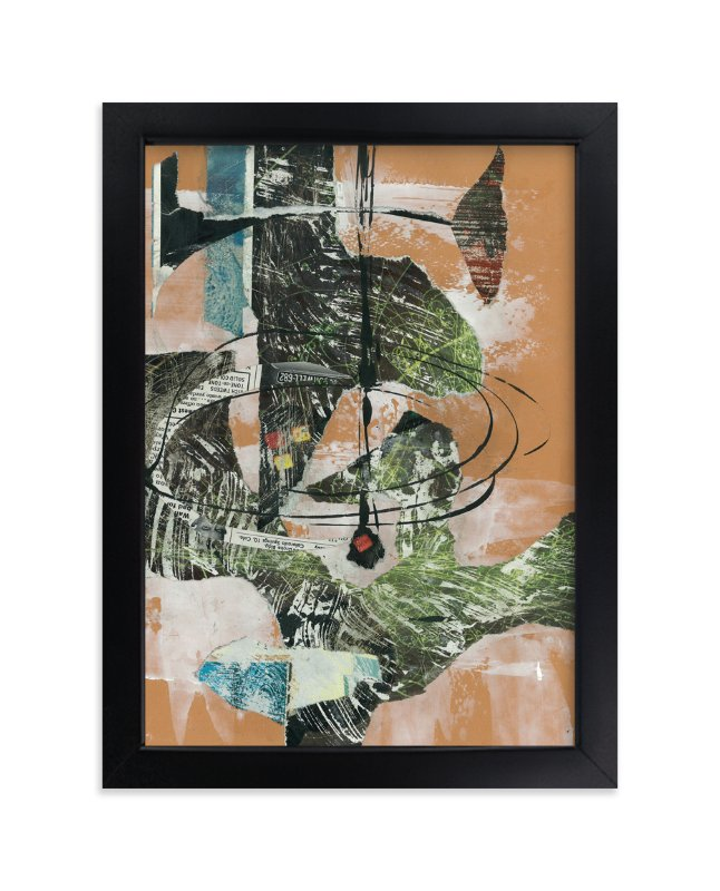 """""""Verdant Link"""" - Art Print by Misty Hughes in beautiful frame options and a variety of sizes."""