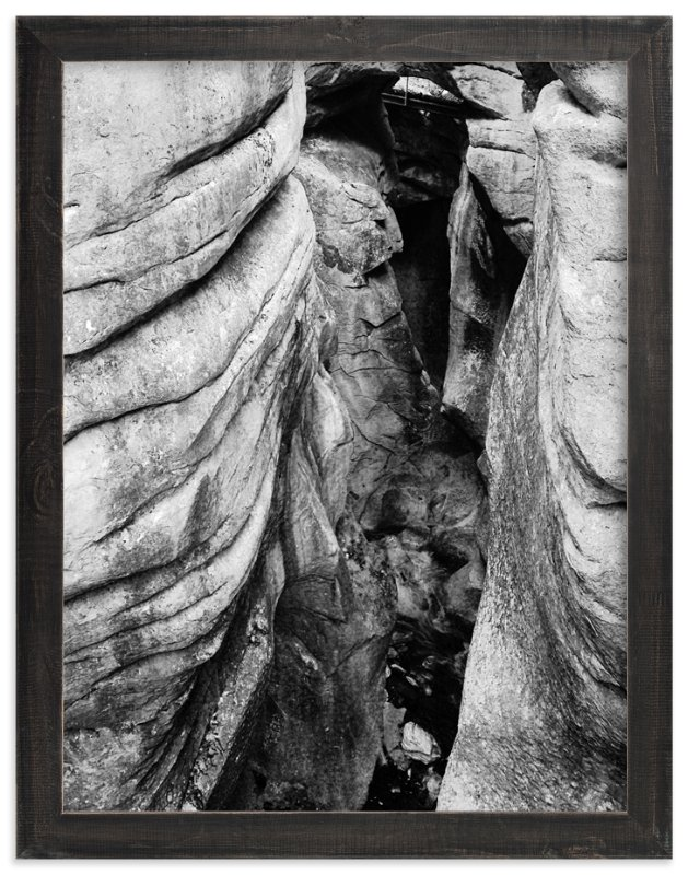 """Rock Formations 1"" - Art Print by Monica Cheng in beautiful frame options and a variety of sizes."