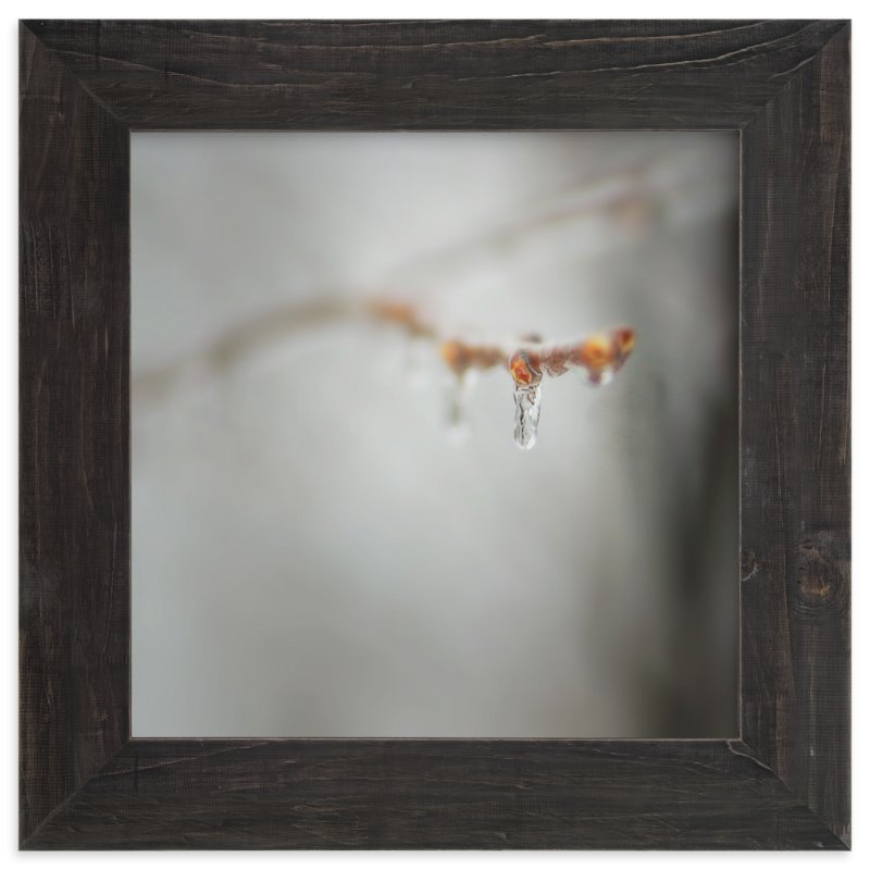 """""""Ice"""" - Art Print by Smile Peace Love in beautiful frame options and a variety of sizes."""
