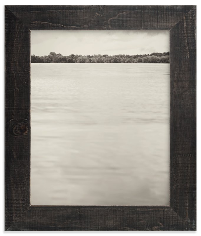 """""""The Lake Before a Storm"""" - Art Print by Noah and Olivia in beautiful frame options and a variety of sizes."""