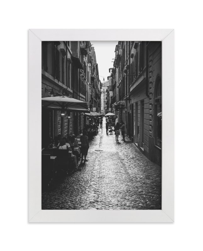 Roman Roadway Wall Art Prints by Heather Squance | Minted