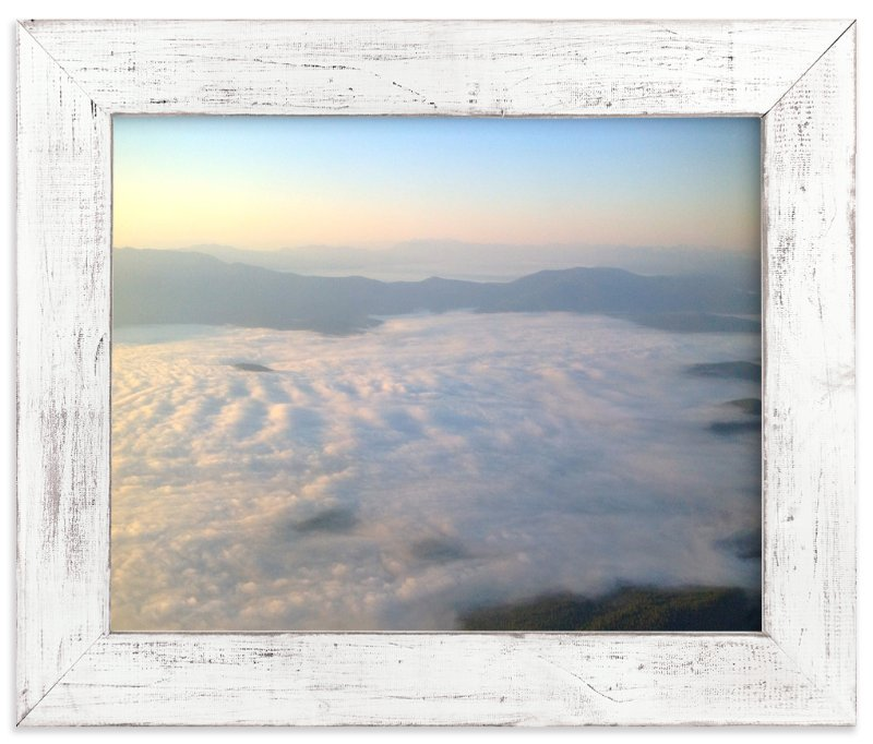 """""""Morning Over Truckee"""" - Art Print by Jeff Vilkin in beautiful frame options and a variety of sizes."""