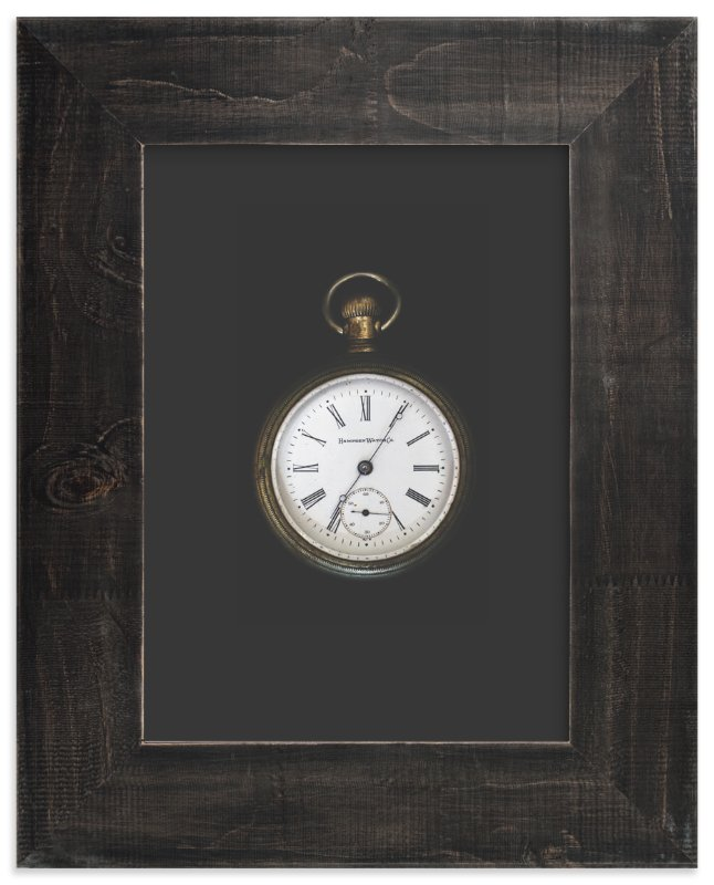 """Captured Time"" - Art Print by Elemental in beautiful frame options and a variety of sizes."