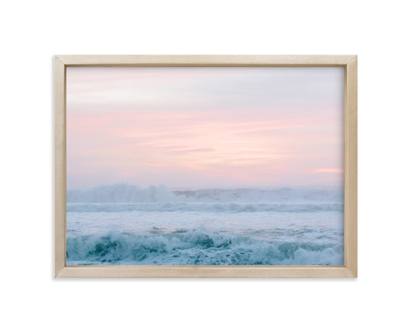 """Davenport Dreams"" - Art Print by Janel Galvez in beautiful frame options and a variety of sizes."
