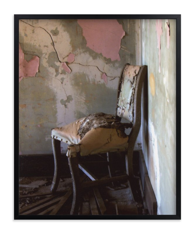 """""""Take a Seat"""" - Art Print by Eric Eikenbary in beautiful frame options and a variety of sizes."""
