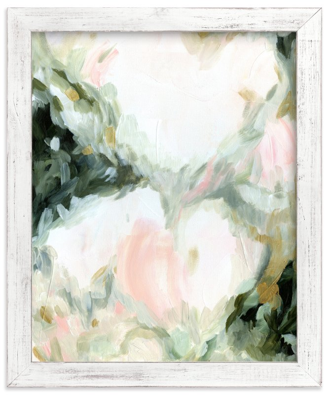 """Mesmerize"" - Art Print by Melanie Severin in beautiful frame options and a variety of sizes."