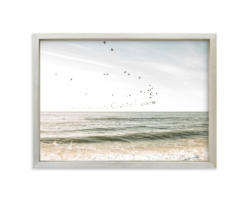 """""""fly with me"""" - Art Print by van tsao in beautiful frame options and a variety of sizes."""