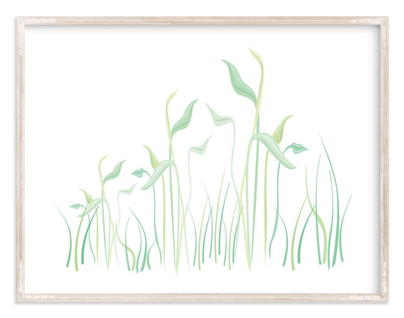 """""""Whispers"""" - Art Print by Katrina Leandro in beautiful frame options and a variety of sizes."""