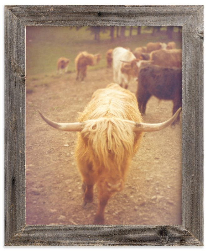 """Blondie"" - Art Print by Smile Peace Love in beautiful frame options and a variety of sizes."