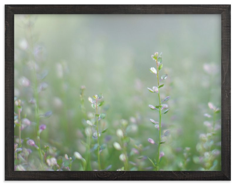 """Spring on the Horizon"" - Art Print by SylvieCeres Designs in beautiful frame options and a variety of sizes."