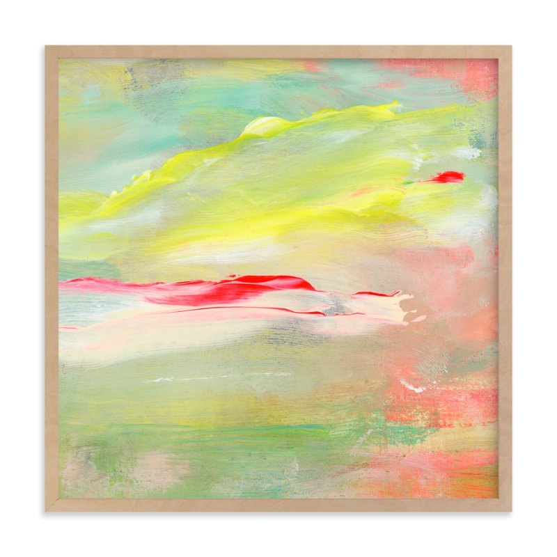 """""""Lucid"""" - Art Print by Lindsay Megahed in beautiful frame options and a variety of sizes."""
