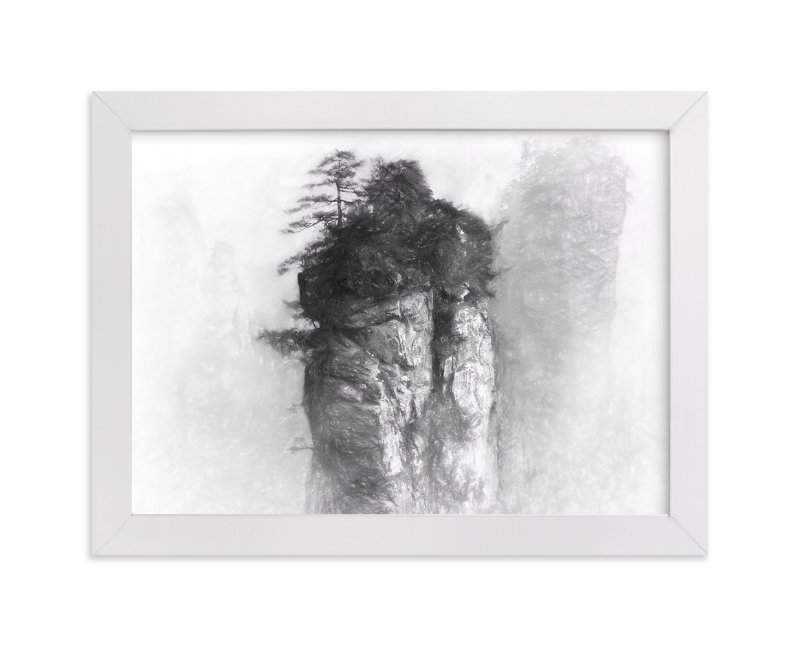 """floating earth"" - Art Print by Brian Lee in beautiful frame options and a variety of sizes."