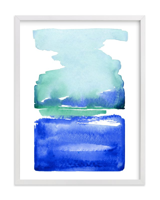 """Broken Series 1"" - Art Print by Chelsey Scott in beautiful frame options and a variety of sizes."