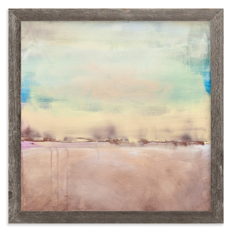 """Sand"" - Art Print by Julia Contacessi in beautiful frame options and a variety of sizes."