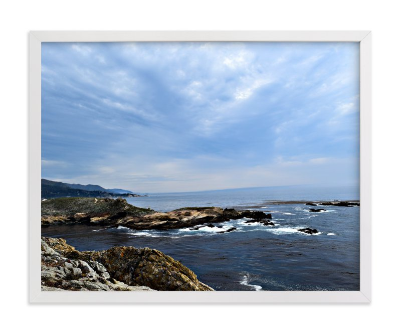 """Meet the Pacifics"" - Art Print by NSMARK in beautiful frame options and a variety of sizes."
