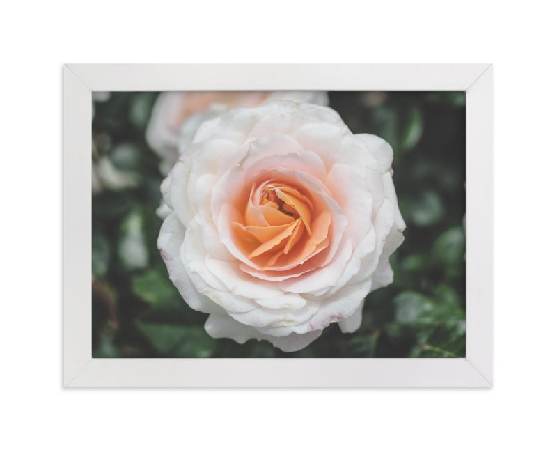 """""""Flower 001"""" - Art Print by Arash Fattahi Acosta in beautiful frame options and a variety of sizes."""