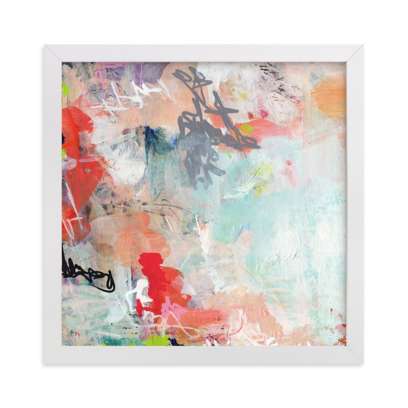 """""""The Rest of the Story"""" - Art Print by Jennifer Daily in beautiful frame options and a variety of sizes."""