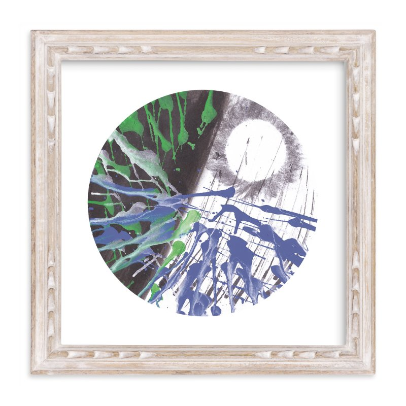 """""""Illusion"""" - Art Print by cr8explore in beautiful frame options and a variety of sizes."""