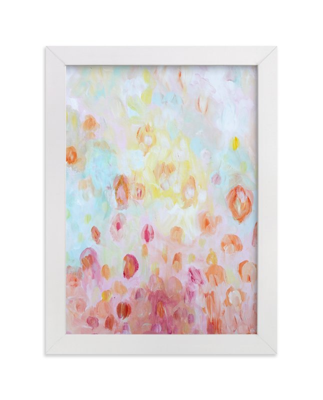 """""""Spring Day"""" - Art Print by Debra Butler in beautiful frame options and a variety of sizes."""