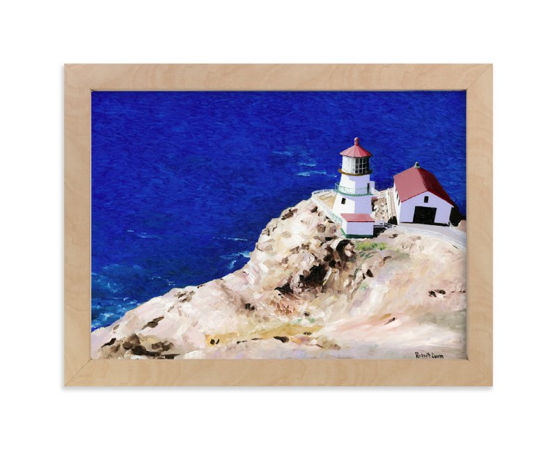 """""""Diminutive by Day"""" - Art Print by Robert Deem in beautiful frame options and a variety of sizes."""