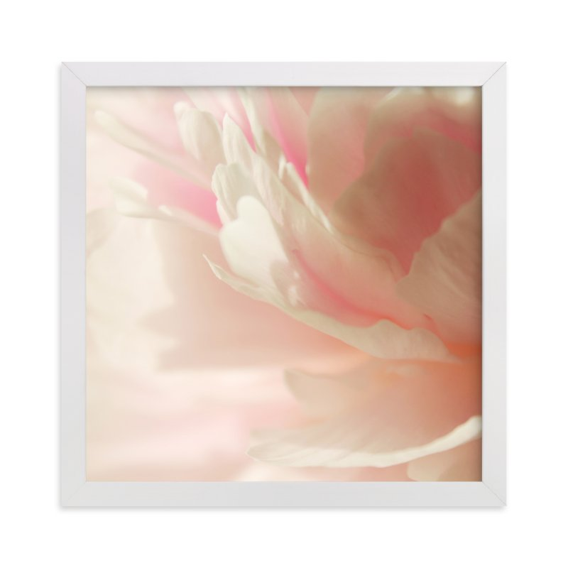 """""""Sweet Gesture I"""" - Art Print by Karen Kaul in beautiful frame options and a variety of sizes."""