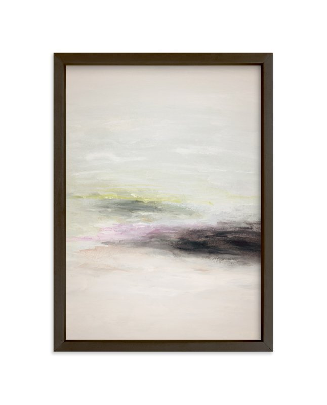 """The Swells"" - Art Print by Mande in beautiful frame options and a variety of sizes."