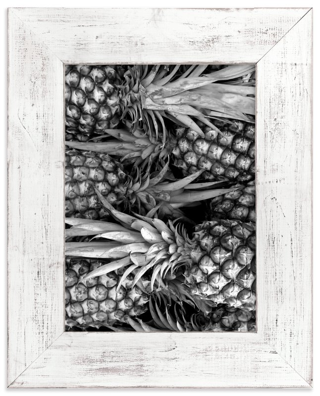 """A Pineapple for the Teacher"" - Art Print by Skoodler Designs in beautiful frame options and a variety of sizes."