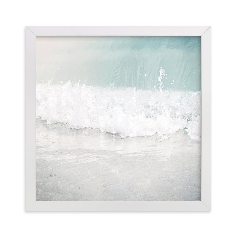 """""""Escapade"""" - Art Print by Alicia Youngken in beautiful frame options and a variety of sizes."""