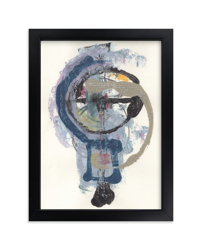 """Beautiful Sorta"" - Art Print by Misty Hughes in beautiful frame options and a variety of sizes."