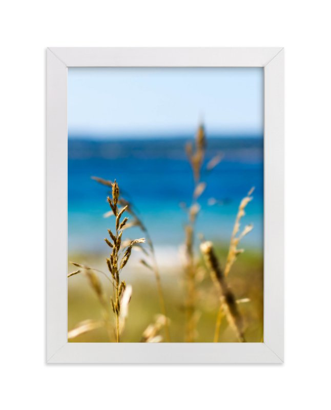 """Verano no.1"" - Art Print by RedRedOrange in beautiful frame options and a variety of sizes."