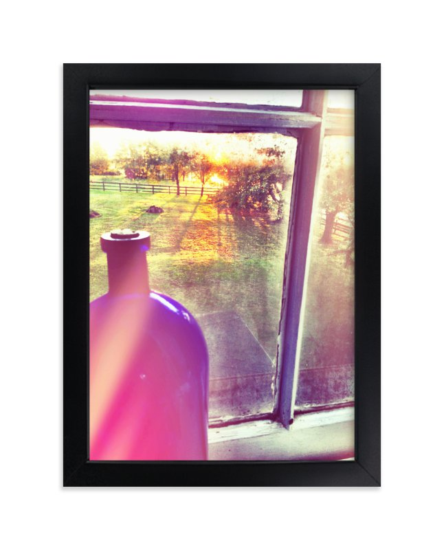 """""""New Day"""" - Art Print by Misty Hughes in beautiful frame options and a variety of sizes."""