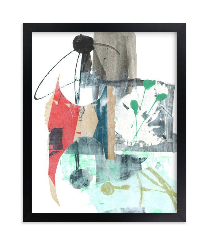 """Coattail"" - Art Print by Misty Hughes in beautiful frame options and a variety of sizes."