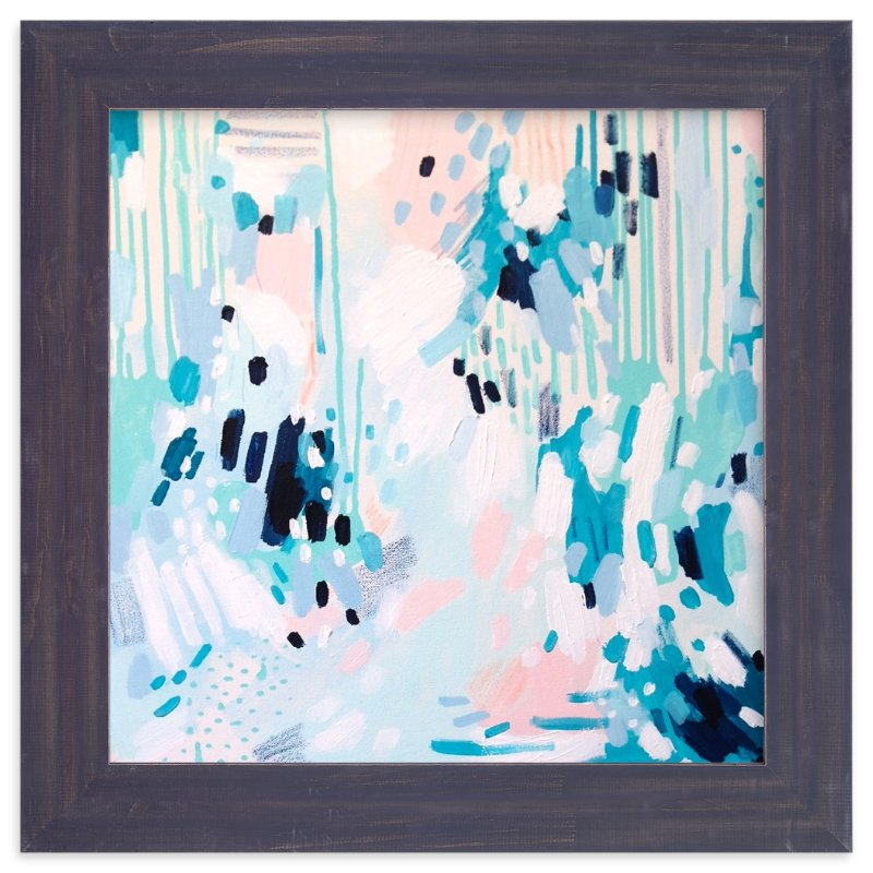 """""""Louise"""" - Art Print by Katie Craig in beautiful frame options and a variety of sizes."""