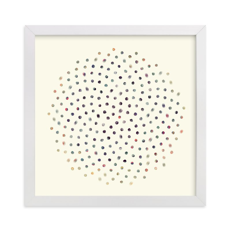 """""""Spectrum No.4"""" - Art Print by Kevin Robinson in beautiful frame options and a variety of sizes."""