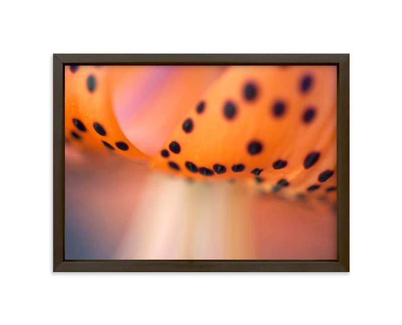 """""""Tiger #3"""" - Art Print by Lynn Lehto in beautiful frame options and a variety of sizes."""
