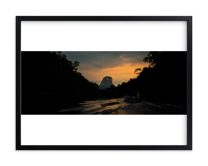 """Tepui Autana 002"" - Art Print by Arash Fattahi Acosta in beautiful frame options and a variety of sizes."