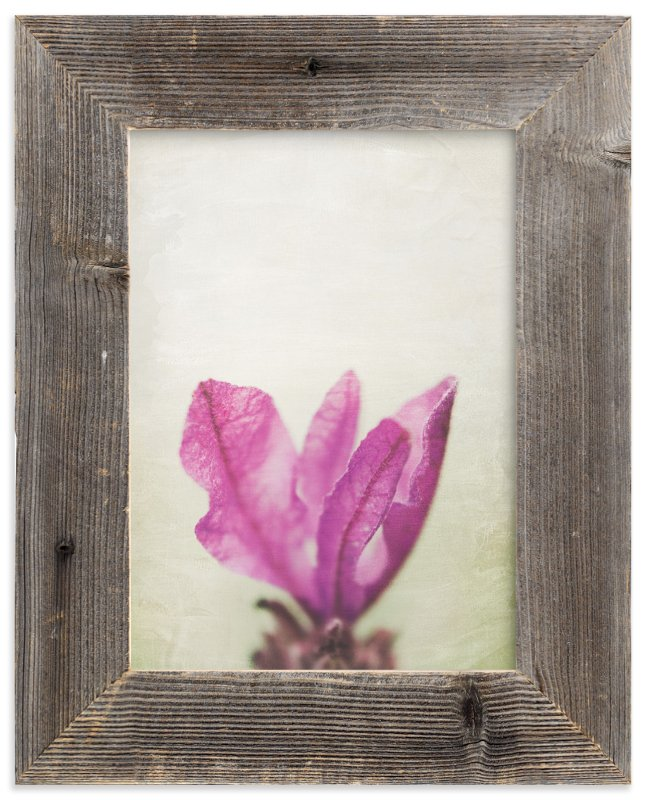 """""""Lavender tops"""" - Art Print by Stacy Cooke in beautiful frame options and a variety of sizes."""