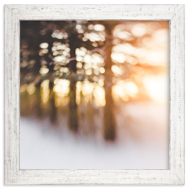 """""""Golden Dawn"""" - Art Print by Stacy Kron in beautiful frame options and a variety of sizes."""