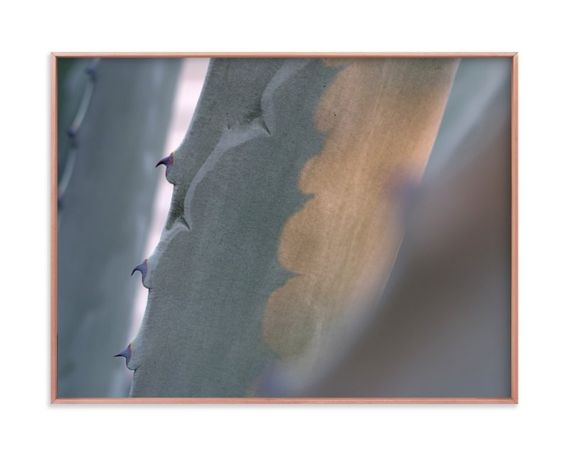 """""""Etched One"""" - Art Print by Owl and Toad in beautiful frame options and a variety of sizes."""