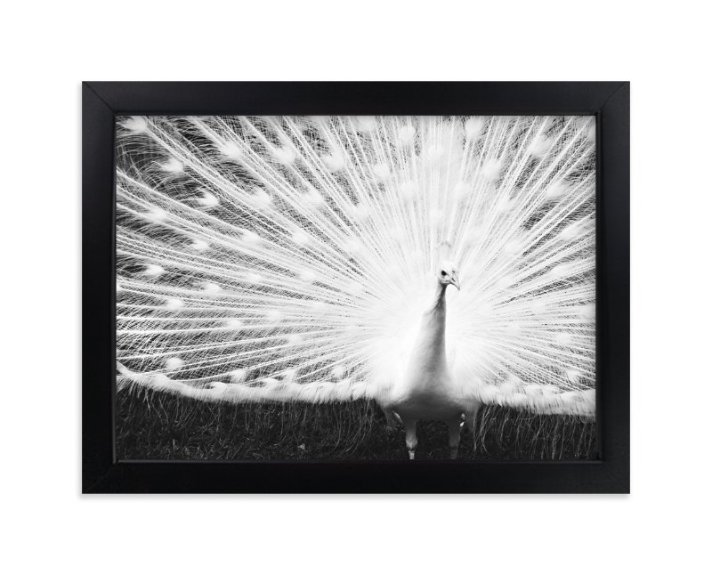 """""""Strut"""" - Art Print by Sara Heilwagen in beautiful frame options and a variety of sizes."""