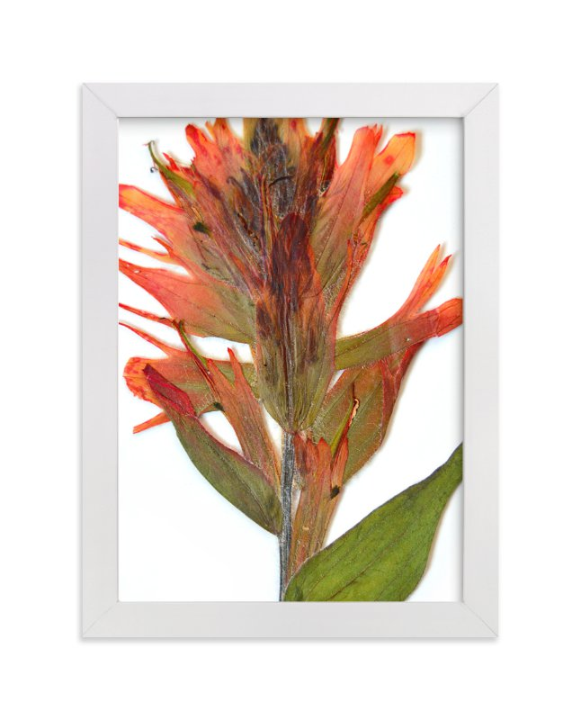 """Member 4"" - Art Print by Shannon in beautiful frame options and a variety of sizes."