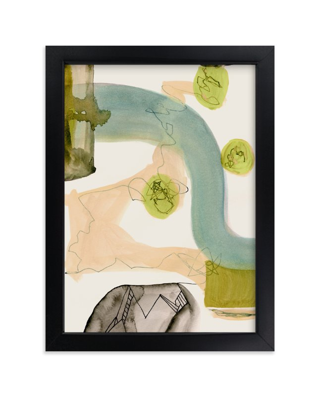 """""""Times Like These 2"""" - Art Print by Amy Moen in beautiful frame options and a variety of sizes."""
